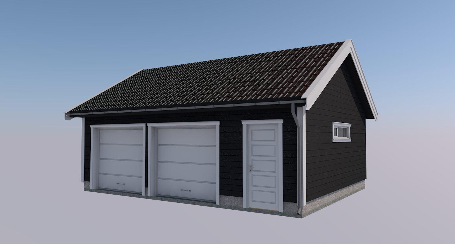 Garasje Høysand